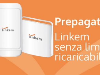 Linkem, internet ricaricabile: come ricaricare?